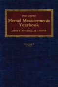 The Ninth Mental Measurements Yearbook