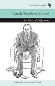 An Error of Judgement