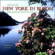 New York in Bloom, 2010 Calendar