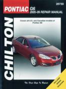Pontiac G6 Automotive Repair Manual