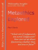 Metaethics Explored