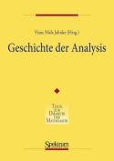 Geschichte Der Analysis [GER]