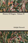 History of Dogma - Volume IV