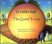 The Giant Turnip Czech & English