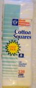 Cotton Squares (220 Squares)