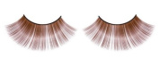 Long Brown False Eyelashes
