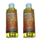 Pack of 2 Trader Joe's Vitamin Oil E