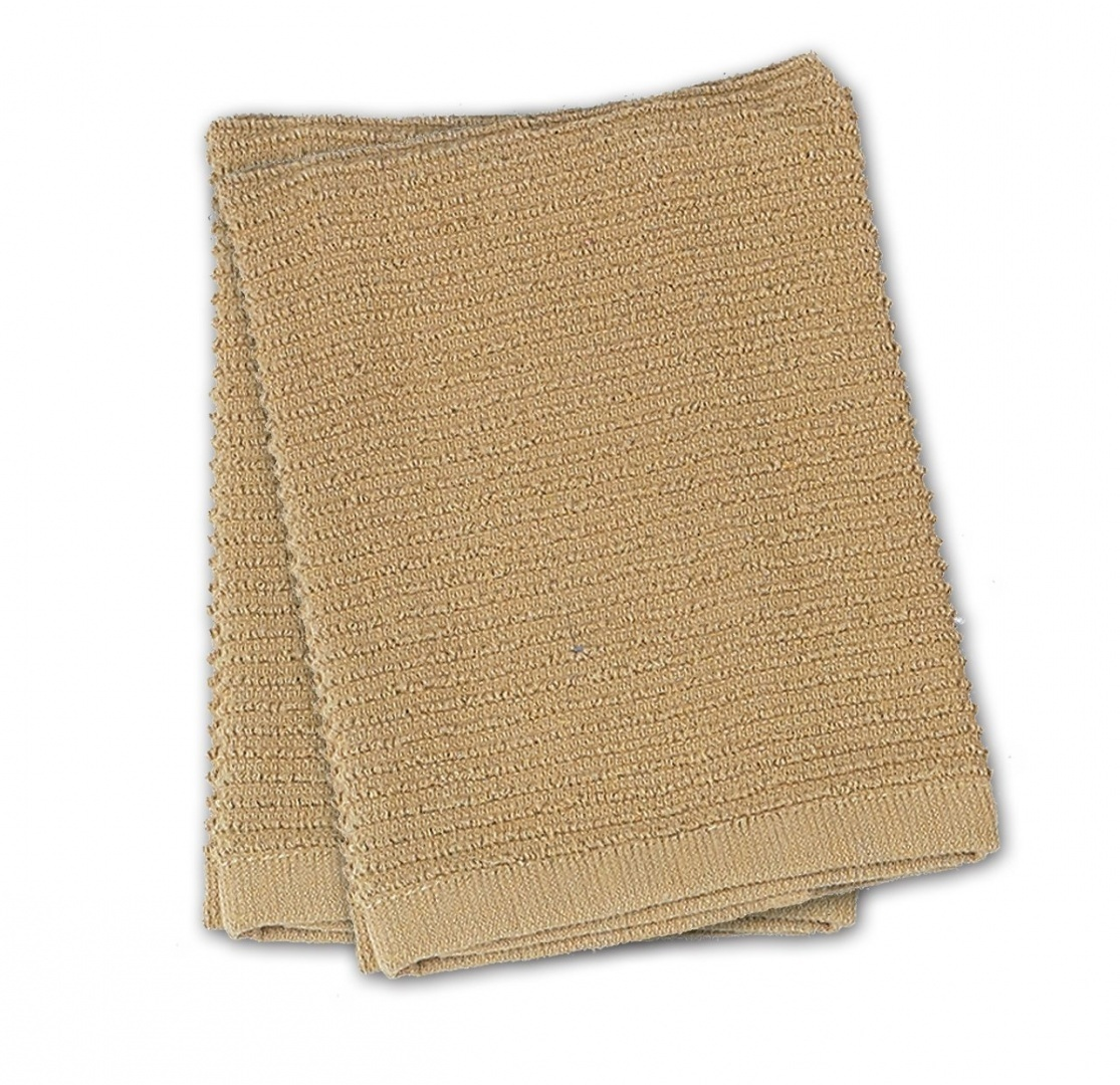 Kay Dee Designs Ribbed Terry Dishcloths, Cotton, 2-Piece