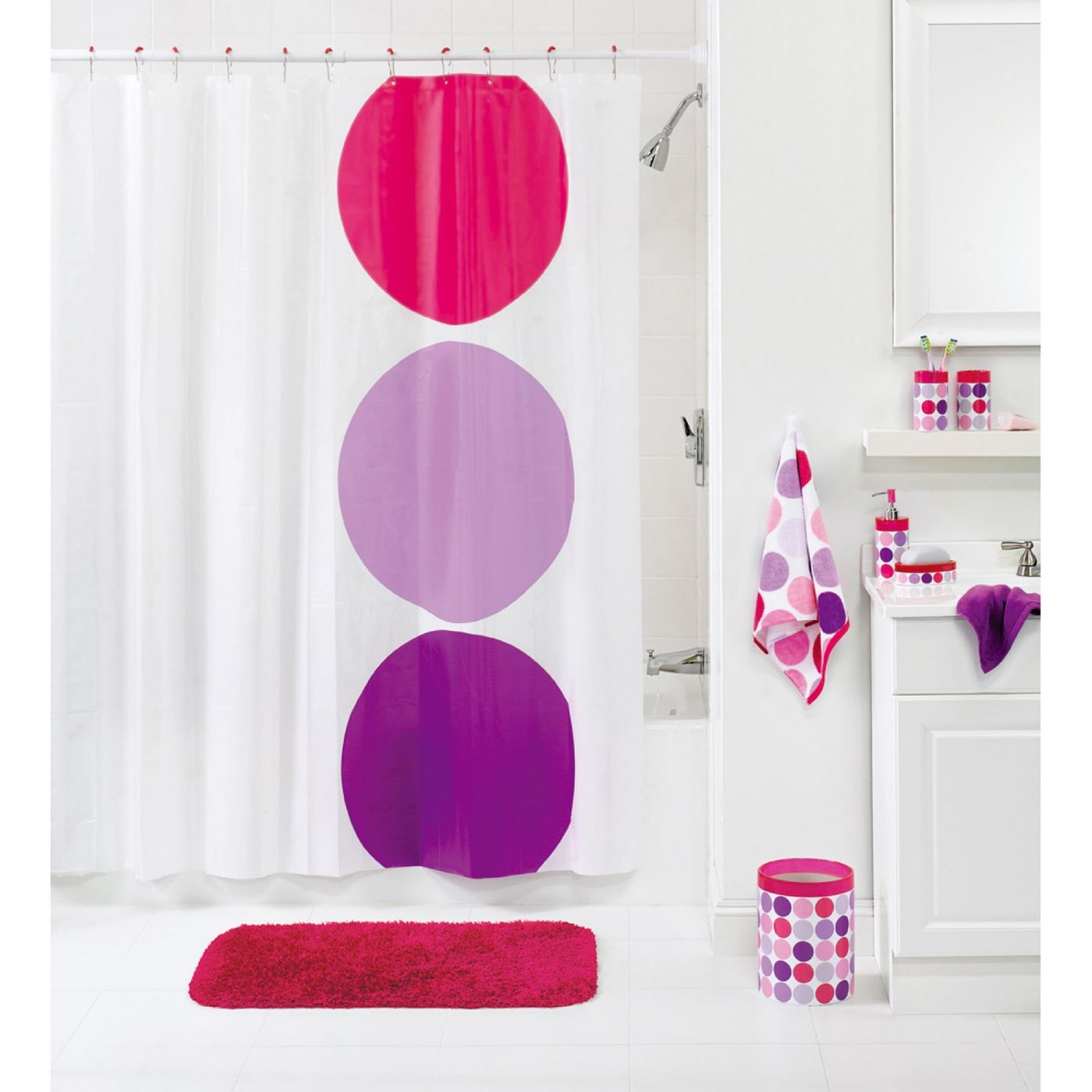 Your zone peva shower curtain 11street malaysia for Bathroom decor malaysia