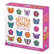 Make Your Own Glitter Chalk
