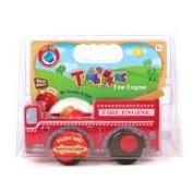 Wooden Toys - Tumblekins - Fire Engine - Great Gizmos
