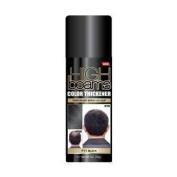 High Beams Colour Thickener Temporary Spray-On Hair - Black 80ml