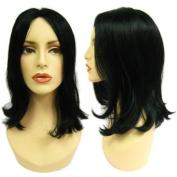 Wavy Dark Tina Wig