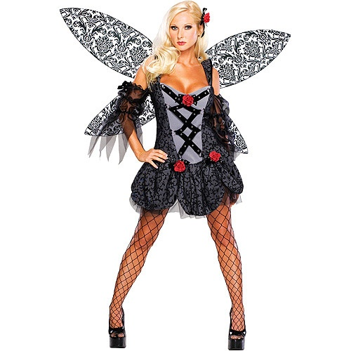 Fairy-Spoiled-Adult-Halloween-Costume-Brand-New