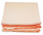 100% Cotton Knit Waldorf Doll Skin Fabric - One Yard Peach
