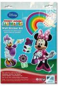 Minnie Mouse Wall Sticker Kit