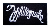 WHITESNAKE Songs Band t Shirts Logo MW01 Iron on Patches