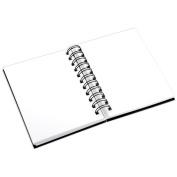 Pro Art Spiral Bound Sketch Book 10cm x 15cm -80 Sheets