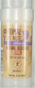 Primal Pit Paste Stick Natural Deodorant Lavender 60mls