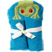 Breganwood Organics Bath Wrap, Silly Frog Rainforest Collection