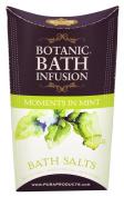 Pura Botanica - Bath Infusion Salts Moments in Mint - 1 Bag