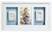 Pearhead Babyprints Deluxe Wall Frame Triple