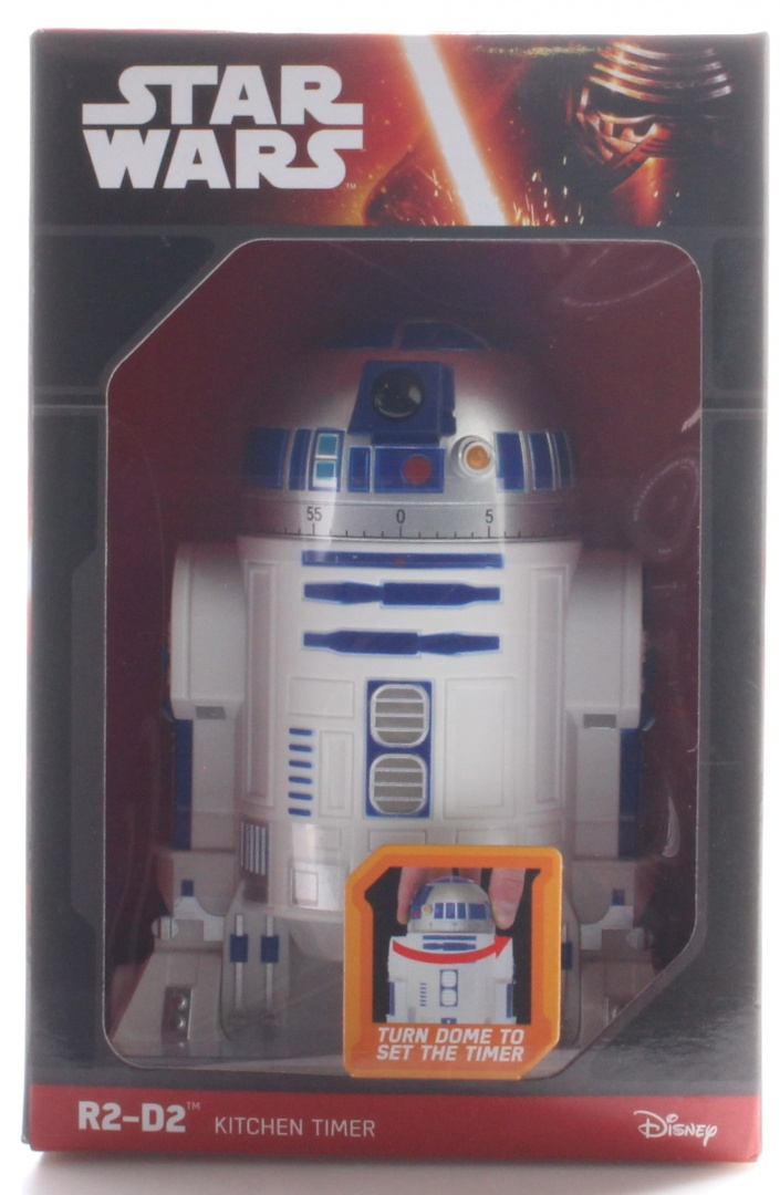 Star Wars Kitchen Timer R2d2 Countdown Timer With