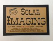 Solar Imaging Sun Print Paper Kit