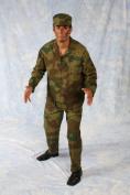 Alexanders Costume 26-835/GR Small Desert Army Man - Green