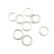 20 x Antique Silver Tone Jewellery Making Charms Findings Handmade Necklace Bracelet Bulk Lots Supplier Supply Crafting P0534 Jump Rings 19mm