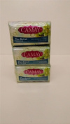 Camay Pure Refresh Soap LARGE SIX BARS 6x175g Grape Scent