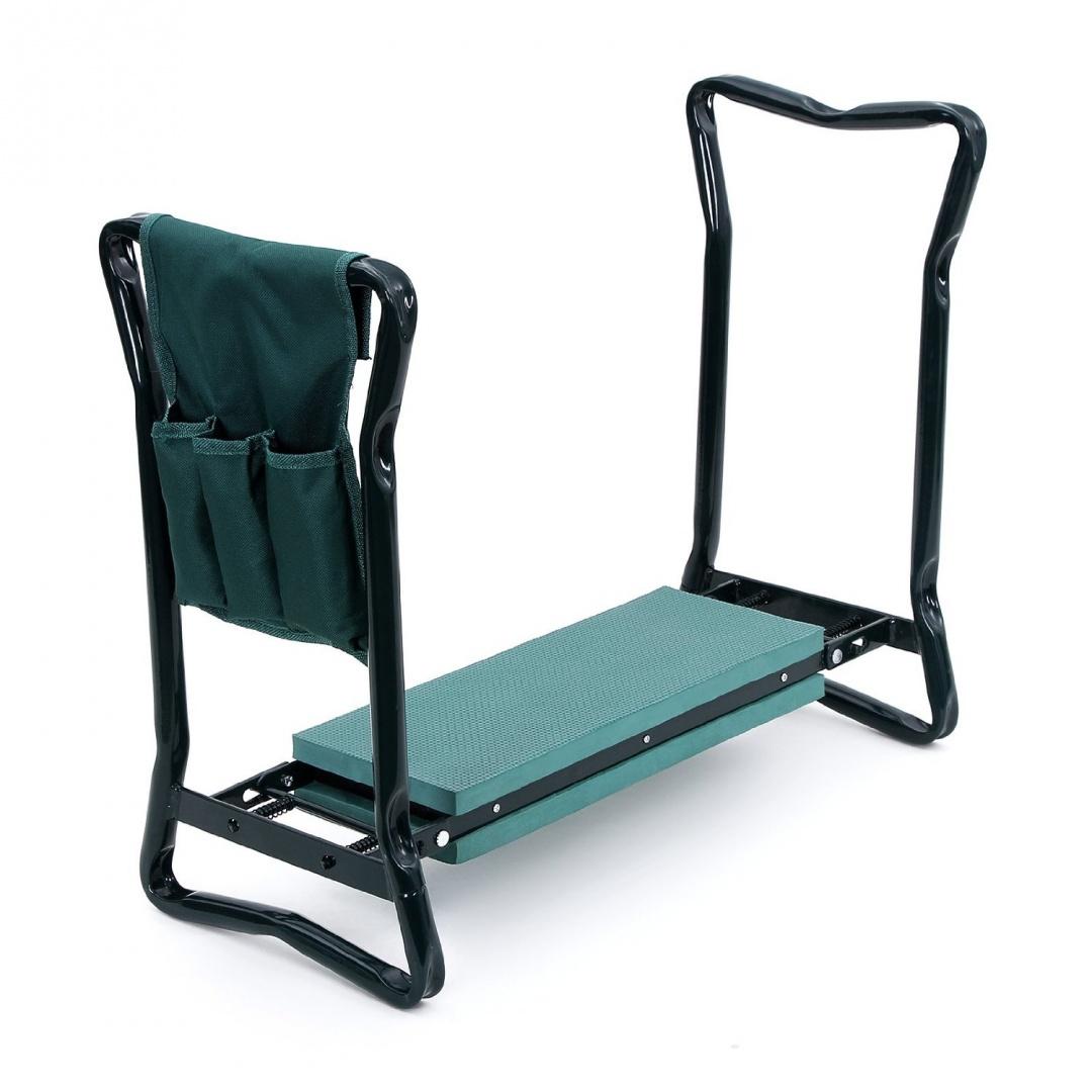 Songmics Foldable Kneeler And Garden Seat Portable Stool
