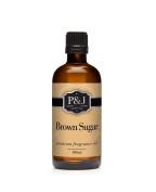 Brown Sugar Fragrance Oil - Premium Grade Scented Oil - 100ml/3.3oz