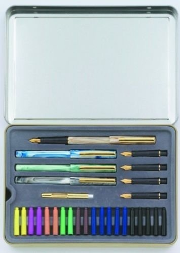 Staedtler Calligraphy Pen Set 33 Pieces Student Drawing