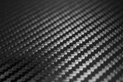 Morovan 3D Carbon Fibre Vinyl Film Wrap Black 30cm x 150cm Sheet