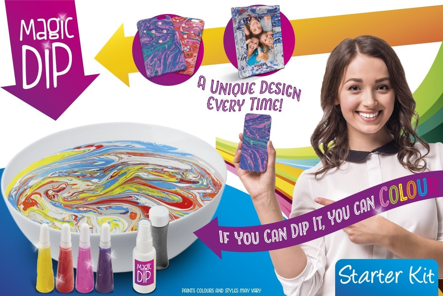 Magic Dip 32005 Starter Kit 11street Malaysia