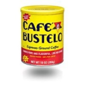 Cafe Bustelo Espresso Ground Coffee 300ml Can (Pack of 2) Thank you for using our service
