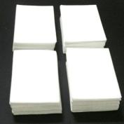 200/400 pcs UV Gel Nail Polish Gelish Shellac Remover Cleaner Wipes Cotton Pad Lint