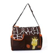Multifunction Large Capacity Waterproof Baby Boom Duffel Nappy Bag - Mummy Feeding Handbag Tote Shoulder Bags