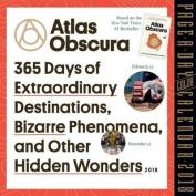 Atlas Obscura Page-A-Day Calendar 2018