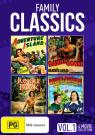 Family Classics Volume 1 [Region 4]