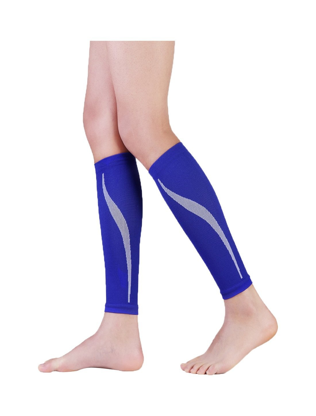 sourcingmap-Unisex-Footless-Novelty-Prints-Compression-Socks-1-Pack-One-Size-B