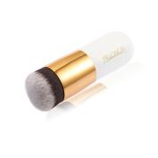PURCIEL Powder Brush Foundation Brush Gold Handle Brush