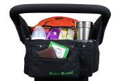 Stroller Organiser - Universal Fit Bag + Bonus Umbrella Holder