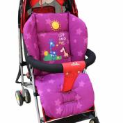 DZT1968(TM)Baby Warm Giraffe Stroller Cushion Child Cart Seat Cushion Cotton Thick Mat