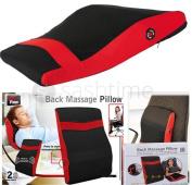 Back Massaging Massage Pillow Chair Cushion Home Car Relaxing Office Lumbar