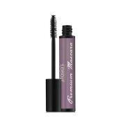 Stasia's Pure Elements Organic Mascara, 85% Organic, All Natural, Paraben & Gluten Free, Non-Clumping & Lengthening