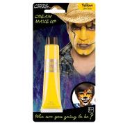 Amscan International Yellow Cream Make Up Tube 28Ml