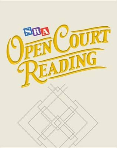 Open Court Reading, Student Anthology, Grade 4 (IMAGINE IT) by McGraw-Hill Educa