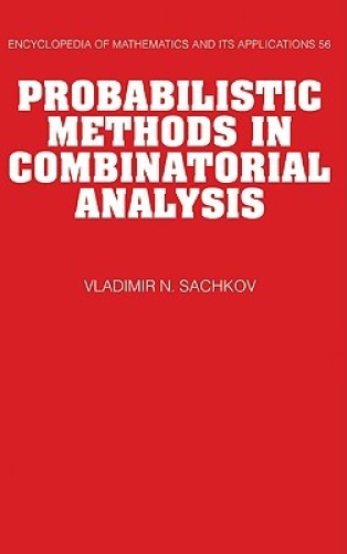 Probabilistic Methods in Combinatorial Analysis (Encyclopedia of Mathematics and
